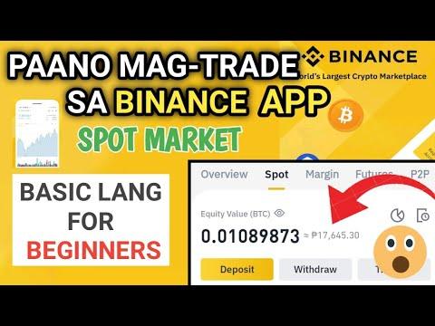 Început bitcoin trading