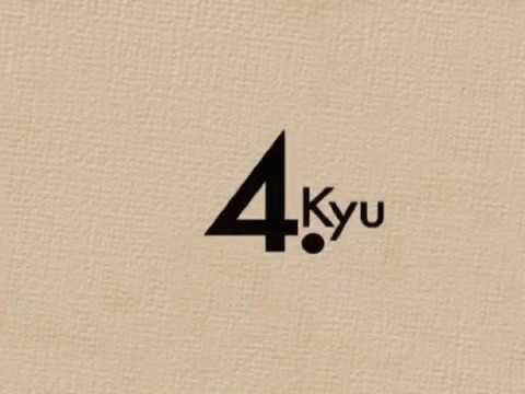 Kyu Prüfungsprogram - 4.Kyu