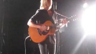 Anna Ternheim - My Secret @ Skara, Katedralskolans Aula - 6/11-2009