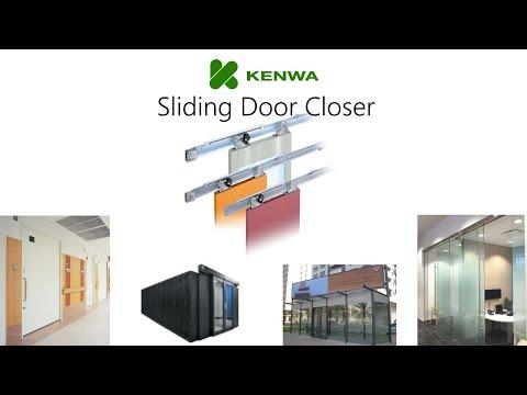 Self Closing Sliding Door