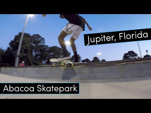 Jelly Skateboards Jupiter Abacoa Skate Park - THE JELLY TOUR