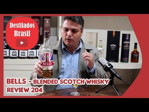 Bells – Blended Scotch Whisky –  Review 204