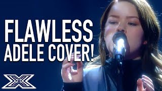 "FLAWLESS Singer Takes On Adele's ""Send My Love"" 