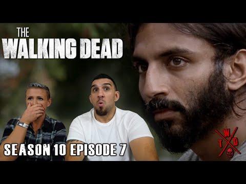 The Walking Dead Season 10 Episode 7 'Open Your Eyes' REACTION!!