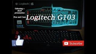 Logitech G103 Gaming Keybord(Klavye) | Unboxing - - Most Popular Videos