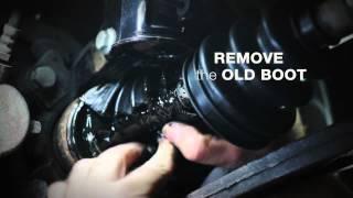 E46 Cv Boot Replacement