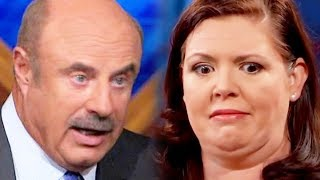 Dr. Phil VS. Woman Addicted to Streaming