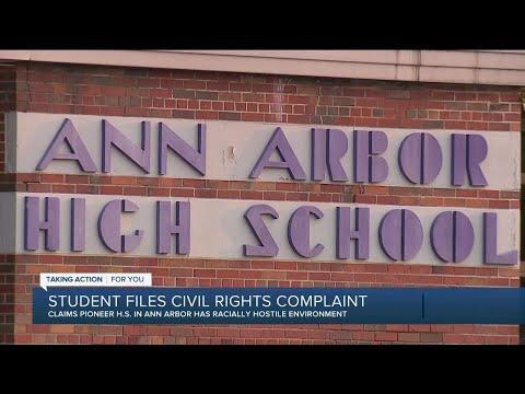 Black student files civil rights complaint against Ann Arbor school