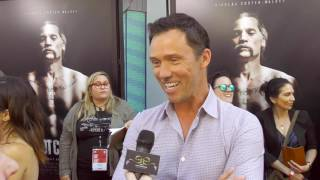 Jeffrey Donovan - Shot Caller - LAFF - Interview V.O.