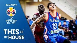 Qatar v Philippines - Highlights - FIBA Basketball World Cup 2019 - Asian Qualifiers