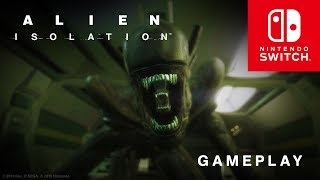 [PEGI] Alien: Isolation for Nintendo Switch – Gameplay and Content revealed