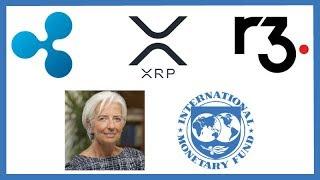Economic Collapse + Bank Nostro Vostro + Ripple XRP R3 & IMF - Ripple Binance Blockchain Week