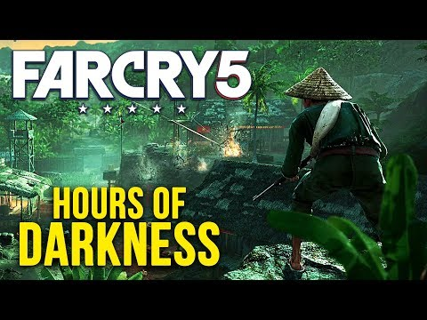 New Far Cry 5 Hours Of Darkness Dlc Far Cry 5 Vietnam Dlc Gameplay