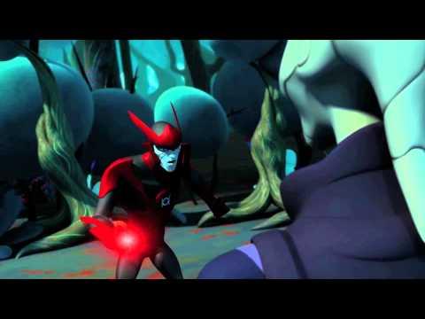 Green Lantern: The Animated Series Season 1 Sneak Peek 'WonderCon'