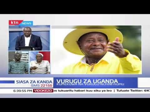 Vurugu za Uganda | Siasa za Kanda (Awamu ya pili)
