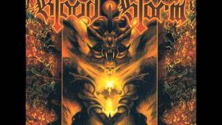 Blood Storm - Spell Of The Burning Wind