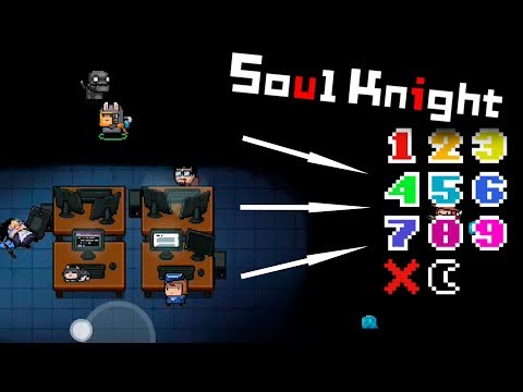 Secret room, How to get out of lobby & more || Soul Knight 2.1.0