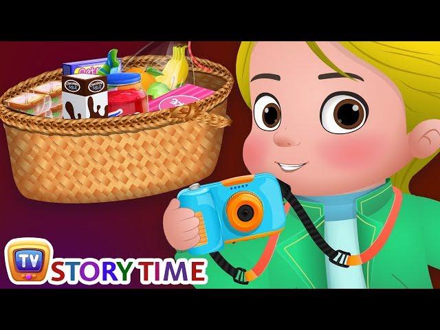 Picnic Time - ChuChuTV Storytime Good Habits Bedtime Stories for Kids