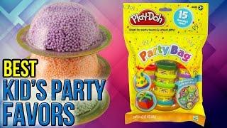 10 Best Kids Party Favors 2017
