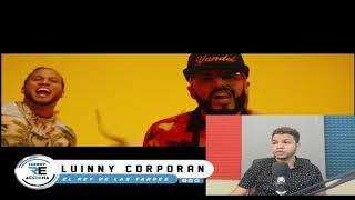 El Alfa, Yandel, Myke Towers   Dembow Y Reggaeton (VIDEO REACCION)