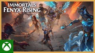 Xbox Immortals Fenyx Rising™ - The Lost Gods DLC Trailer anuncio