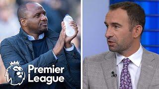 Can Patrick Vieira replicate Arsenal success at Crystal Palace? | Premier League | NBC Sports