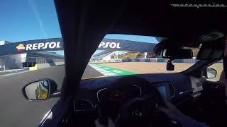 Renault Megane R.S 2018 en el Circuito de Jerez (Onboard)