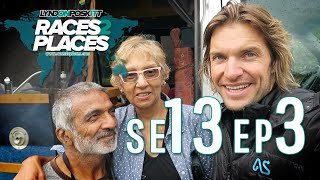Races to Places SE13 EP3 - Tanzania - Adventure Motorcycling Documentary Ft. Lyndon Poskitt