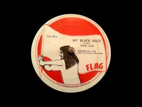 "12"" Rupie Dan – My Black Race (& Dub)"