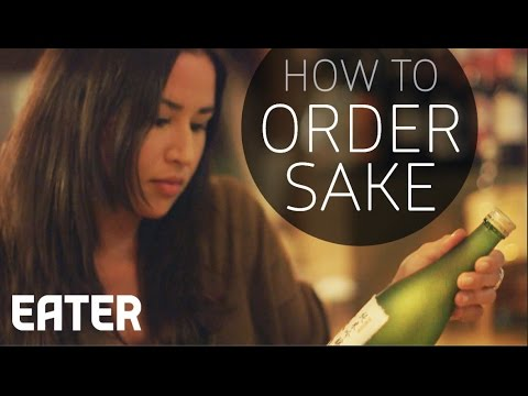 How to Order Sake – Tasting Notes from A Sommelier