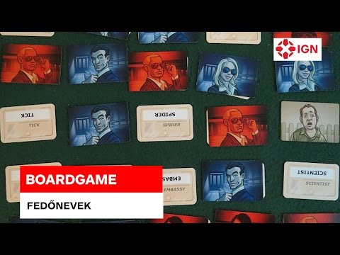 IGN Boardgame: Fedőnevek - IGN Hungary