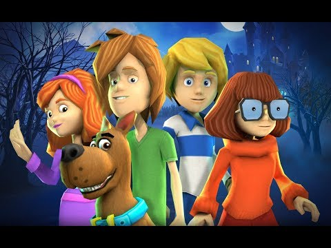 SCOOBY DOO! FIRST FRIGHTS EP 2 - MS. HILLKEN