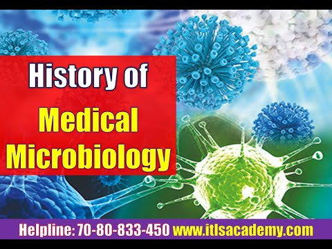 History of Medical Microbiology