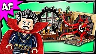 Lego Marvel DOCTOR STRANGE's Sanctum Sanctorum 76060 Stop Motion Build Review