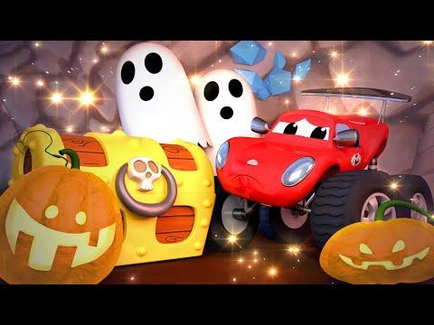 Download Mp3 Halloween La Forêt Hantée Monster Town Dessin