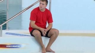 Семилетний ребёнок застрял в бассейне Новосибирского аквапарка
