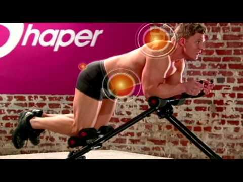 5 Minutes Shaper | Fitnessgerät | MediaShop.TV