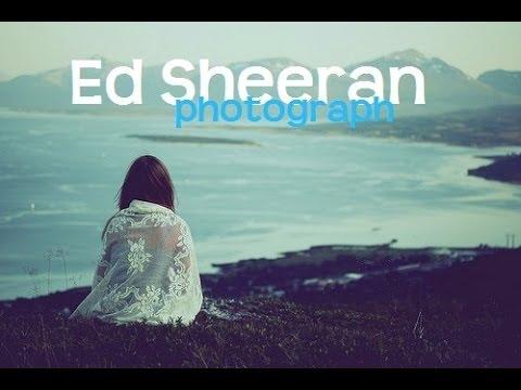 Ed Sheeran Photograph Lyrics in Arabic مترجمة إلي العربية - hasan