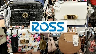 Ross  DRESS FOR LESS Designer HANDBAGS * SHOP WITH ME * PURSE SHOPPING MAY 2019