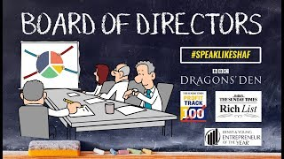 Board of Directors |  Definition |  Meaning | Structure |  Functions |   Responsibilities  |  Roles