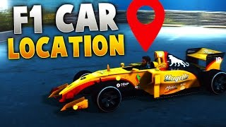 """HOW TO GET THE F1 CAR IN JUST CAUSE 3!"" - F1 CAR LOCATION! 