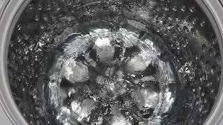 Lavadora LG 18Kg - Agitaçoes com a Câmera dentro da lavadora