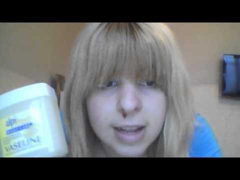 Hair treatment mummy litrato