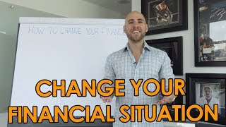 If You're Broke Or Struggling Financially, Follow These Steps To Change Your Financial Situation