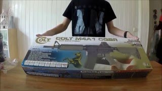 UNBOXING+REVIEW M4A1