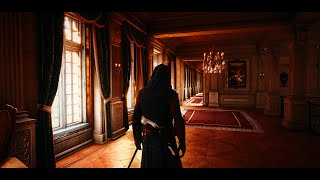 Assassin's Creed Unity 2K Remastered - Graphics with  Ray Tracing Technology   By OreoShaman