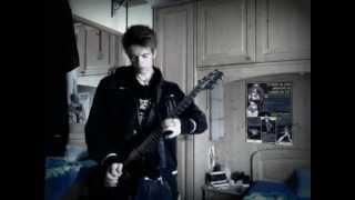 The Gazette-SILLY GOD DISCO Guitar cover