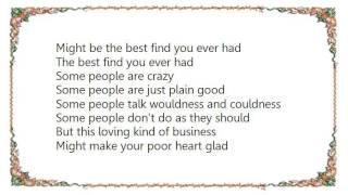 John Martyn - Some People Are Crazy Lyrics