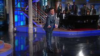 The Late Show with Stephen Colbert - Q&A: How did you know she was the one?
