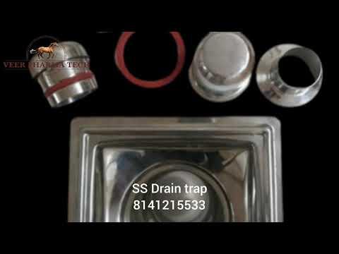 Drain Traps SS304
